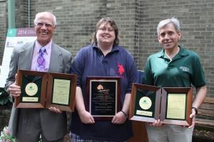 NYSNLA Honorees Grimm, Schichtel, aand Perry