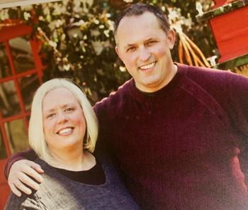 Mary Lynn and Bob Good. Photo by Hilary Argentieri Photography