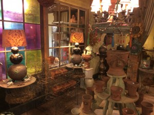 Inside the Goff Creek studio and retail space